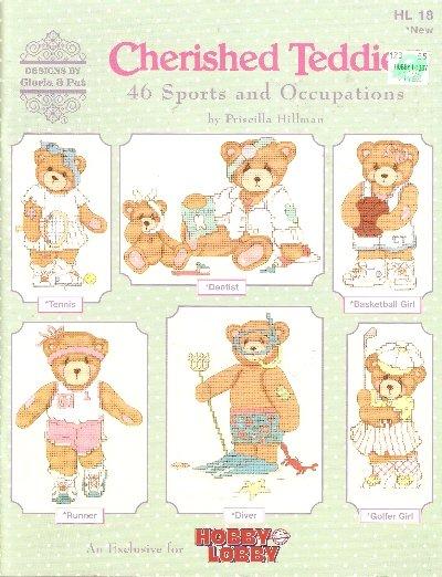 **CHERISHED TEDDIES by GLORIA & PAT Sports & Occupations