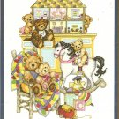 **Cross Stitch Pattern BOBBIE G. DESIGNS The Play Room