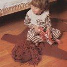 Crochet LION RUG Tank Tops FILET Crochet Tablecloth Pillows