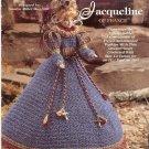 Fashion Doll Crochet LADIES OF FASHION 1997 JACQUELINE