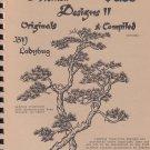 **ORIENTAL DESIGNS by Ladybug Creations ORIGINALS HTF