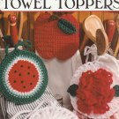 Crochet * 9 * Towel TOPPERS / POT Holders Patterns