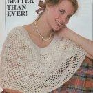 Vintage Knit/Crochet Magazine 112 Fashions to Create 1980