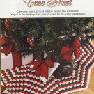 Crochet with Heart Christmas Afghan/Winter Wonderland /TreeSkirt