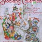 ** 15 Donna Kooler Ultimate Cross Stitch Stocking Pattern