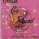 *GLASS GO ROUND Painting Inking Toling Leafing on Glass