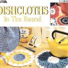 *Crochet 17 Dishcloths In the Round