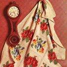 Crochet/Knit Vintage Heirloom Lace Aran Afghans  (1970)