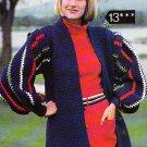 *Crochet Fantasy Victorian Bedspread 33 Items to Crochet