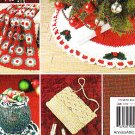 Ultimate Christmas Crochet Book - Snowman - Baby's 1st - Afghans