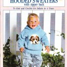 Crochet/Knit  Hooded Sweaters by Nomis Infants to 4 years