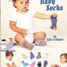 *Knit A Dozen BABY Socks Patterns - 6-12 (18-24) months