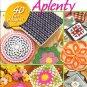 *Crochet Annie's Attic * 40 *  Pot Holders Aplenty Patterns