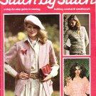 *Stitch by Stitch Magazine - Step-by-Step Crochet Rainbow Sampler Plus