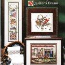 *8 Cross Stitch Patterns Stoney Creek QUILTER'S DREAM