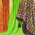 Knit/Crochet * 12 Designs * to Create - Parasol Girl - Mosaic Tile PLUS