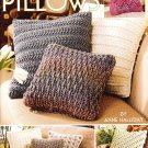 *Leisure Arts  * 11 * DECORATOR PILLOWS Patterns