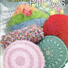 *Annie's Attic Crochet * 10 * Accent Pillow Patterns