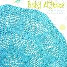 *Crochet *5* Lacy Round/Circular  Baby Afghans