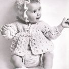 *VINTAGE Learn to Crochet by Bernat - Hats - Mittens - Baby Items