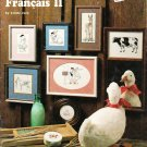 *The Scarlet Thread -BARNYARD FRANCAIS II Cross Stitch