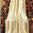 Knit/crochet Afghan Patterns by Coats & Clarks #238