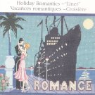 *Cross Stitch Kit DMC  HOLIDAY ROMANTICS ~ TITANIC