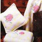 *Crochet Knit South West Design Afghan Pocket Animal Baby Afghan Patterns