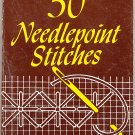 *Mini Needlepoint Booklet - 50 Needlepoint Stitches