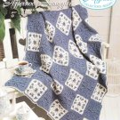 *Crochet Afghan Collector's Series - Afternoon Snuggler