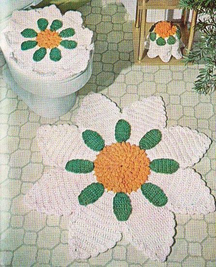 *VINTAGE Knit/Crochet Booklet Aunt Lydia's Rug Yarn