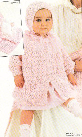 *Knit Brunswick Baby Wardrobe 6 months to 4 years