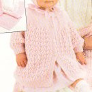 *Knit Brunswick Baby Wardrobe 6 months to 4 years