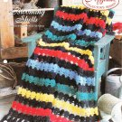 * Crochet Afghan Collector's Series - Blooming Shells