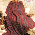 * Crochet Afghan Collector's Series - Scallops and Chains
