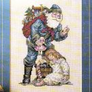 * Cross Stitch Magazine ~ LEISURE ARTS ~ December 1989
