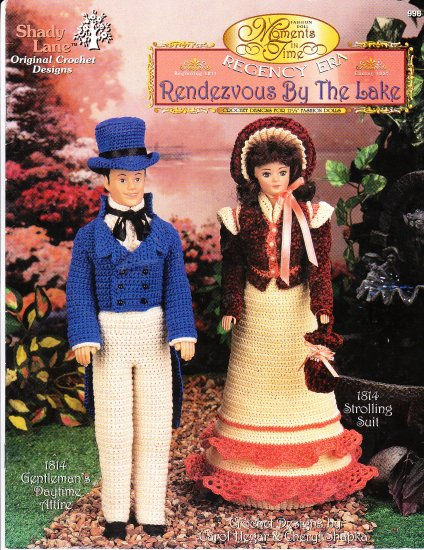 * Shady Lane RENDEZVOUS BY THE LAKE  for Fashion Dolls