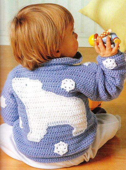 * 21 Crochet Items for Babies and Toddlers Softback Book