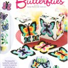 * 8 PLASTIC CANVAS  Projects - Butterfly ~ Butterflies Collection
