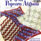 "* Annie's Attic Crochet * 6 * ""P"" is for Popcorn Afghans"