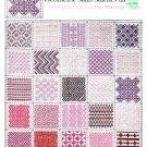 * 25 Embroidery Patterns RHAPSODY GEOMETRIC SATIN STITCH III