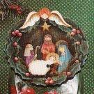 * Rosemary West - Cookie Jars for All Seasons - Nativity - Bear - Santa Train