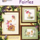 * Angel Cross Stitch Pattern  WOODLAND  FAIRIES