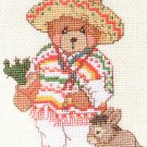 * Around the World Cross Stitch Kit  MEXICO
