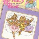 * 5 Bear Cross Stitch Patterns ~ BEARS AT THEIR BEST