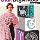* VINTAGE American Thread Star Beginners Crochet Tatting Knitting