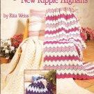 * Knit / Crochet * 10 * Ripple Afghan Patterns