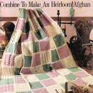 * 63 * Easy-to-Crochet Patterns Stitches - Make an Heirloom Afghan