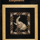 * Cross Stitch Patterns GREEN APPLE ~ ELEPHANT 1994