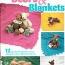 *Annie's Attic Birthday Blankets and Bears